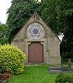 Jewish Chapel - Scholemoor Cemetery - geograph.org.uk - 465284.jpg