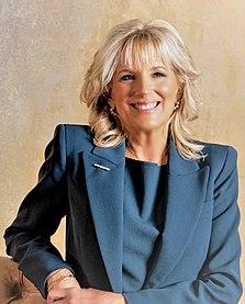 223px Jill Biden portrait %28cropped%29