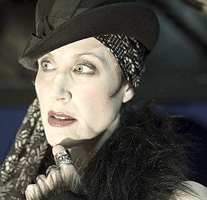 Jill Tracy - Jill Tracy in 2010