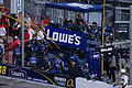Jimmie Johnson's pit box.jpg