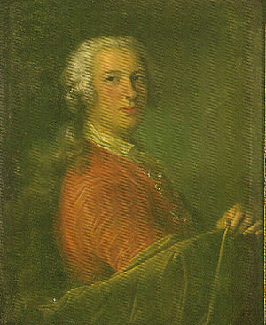 German Chancery - Image: Johann Friedrich Karl
