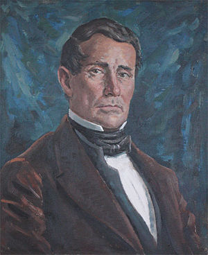 Old Mutual - John Fairbairn, Founder and first Chairman