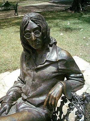 John Lennon Park - Image: John Lennon Park Havana 2