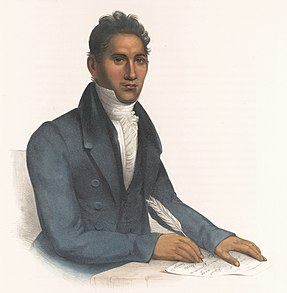 American Indian politician