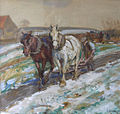 John Atkinson Ploughing in winter.jpg