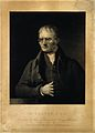 John Dalton. Mezzotint by C. Turner, 1834, after J. Lonsdale Wellcome V0001446.jpg