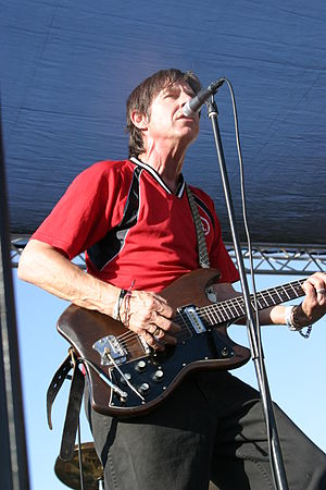 John Doe (musician) - John Doe Performs at Adams Avenue Street Fair, San Diego, 2006