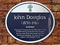 John Douglas plaque Chester.jpg