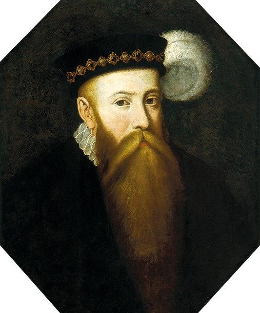 John III Vasa by Danckers de Rij