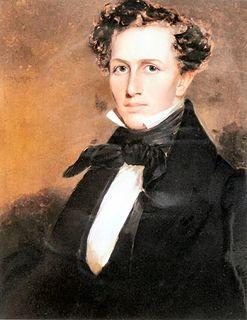 John Norvell American politician (1789-1850)