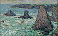 John Peter Russell - Les Aiguilles, Belle-Ile, 1890.jpg