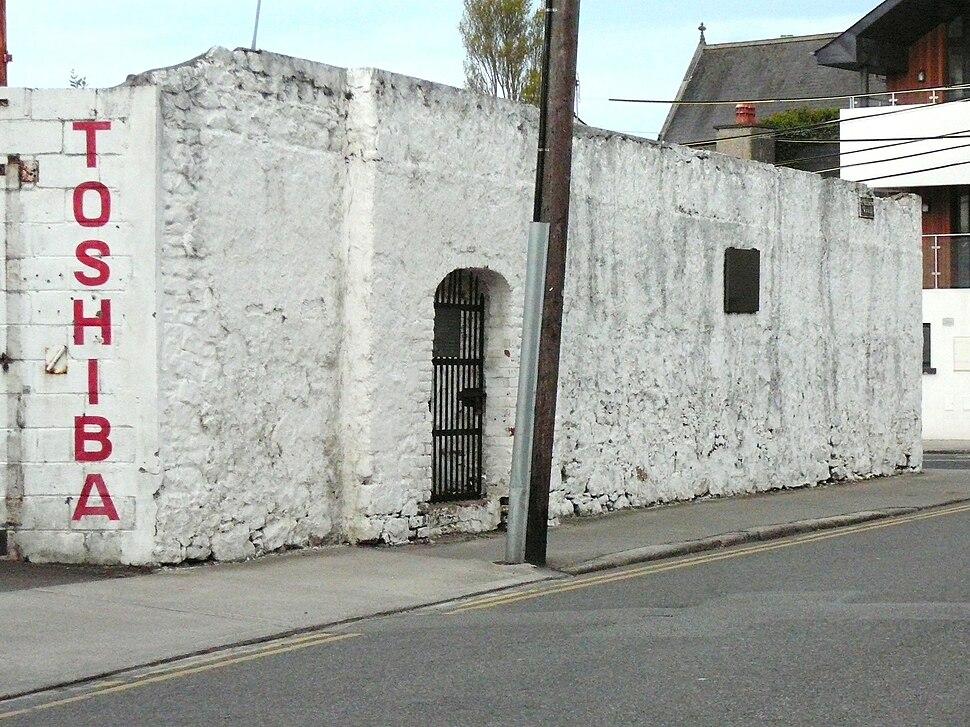 John Redmond's family vault cemetery, Wexford