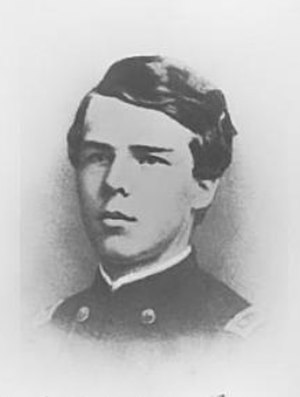 John Rodgers Meigs - John Rodgers Meigs circa 1864