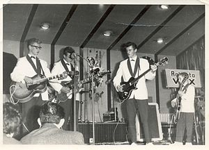 Johnny and his Cellar Rockers - Johnny and his Cellar Rockers November 2, 1961