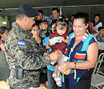 Joint Task Force-Bravo's Medical Element provides care to over 720 Honduran villagers 140508-Z-BZ170-001.jpg