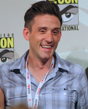 Jon Bokenkamp - Bokenkamp at the 2013 San Diego Comic-Con