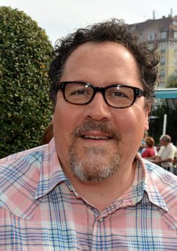 Jon Favreau i september 2014.