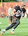 Jordan Cameron 2014 Browns training camp.jpg
