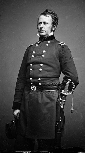 Joseph Hooker - Image: Joseph Hooker Brady Handy restored