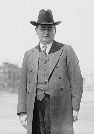 Joseph Weldon Bailey - Joseph Bailey c. 1910 to 1915