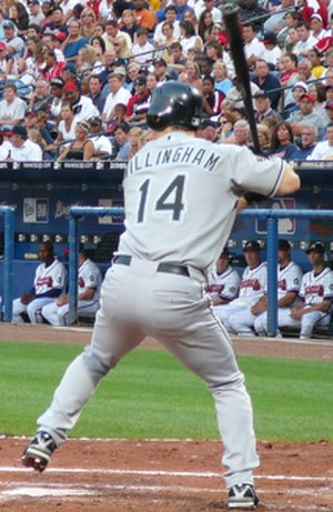 Josh Willingham - Willingham batting for the Marlins in June 2007