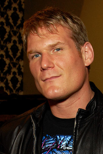 "Josh Barnett - Barnett attending Amie Nicole's ""Fit to Rock"" DVD Release Party, Hollywood, California (on May 21, 2010)"