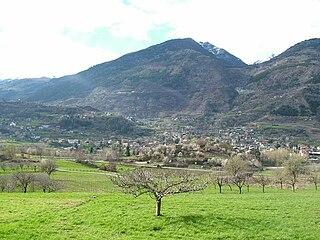 Jovençan Comune in Aosta Valley, Italy