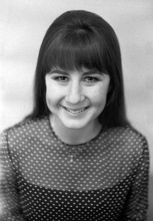 Judith Durham - Durham (1970), photograph by Allan Warren