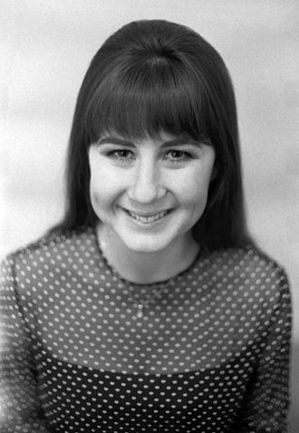Judith Durham - Durham (1970), photograph by Allan Warren