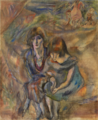 JulesPascin-1921-Hermine and Lucy.png