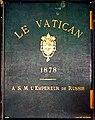 Jules David, Le Vatican (1878) - cover.jpg
