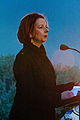 Julia Gillard speaking at a ceremony to mark the 10th aniversary of the 911 attacks.jpg