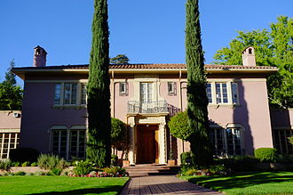California State University, Sacramento - Julia Morgan House