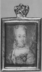 Juliane-Marie (1729-1796), prinsessa av Braunschweig-Wolfenbüttel, drottning av Danmark och Norge, gift med Fredrik V av Danmark och Norge