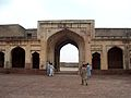 July 9 2005 - The Lahore Fort-Gateway leading upto the Shish Mahal.jpg