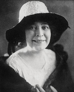 June Mathis - June Mathis, c.1920
