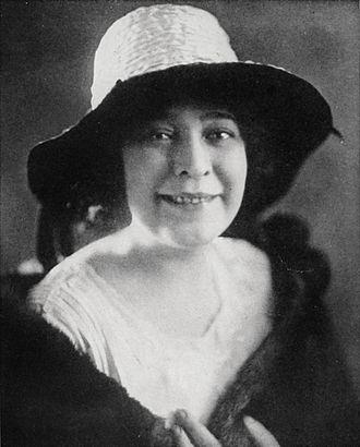June Mathis - June Mathis, c.1920