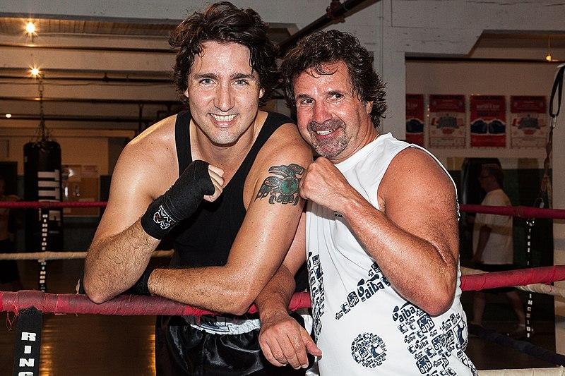 File:Justin Trudeau and Pat Fiacco.jpg
