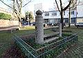 Köln Altstadt-Nord Kyotostrasse Gereonswall Denkmal zur Städtepartnerschaft Kyoto Köln.jpg