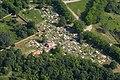 Kővágóörs temető, légi felvétel.jpg