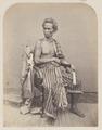 KITLV 4386 - Isidore van Kinsbergen - Ketoet Lijarta (Ketoet Patih), regent of Boeleleng - 1865.tif