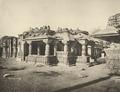 KITLV 88229 - Unknown - Saraswati temple at Gadag in British India - 1897.tif