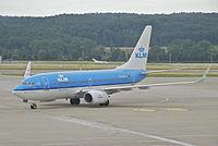 PH-BGU - B737 - KLM