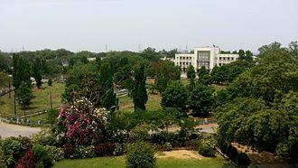Kakatiya Medical College - KMC campus