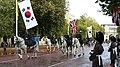 KOCIS Korea President Park Official Ceremonial Welcome UK 03 (10832175554).jpg
