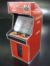 kof arcade: