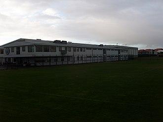 KR-völlur - Image: KR home behind one of the goals