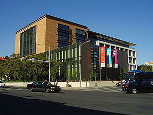 KUT - Belo Center for New Media (A0704) - KUT/KUTX offices