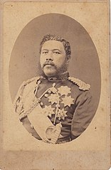 Kalakaua, photograph by Menzies Dickson, Manu Antiques.jpg
