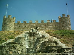 Castle of Şereflikoçhisar